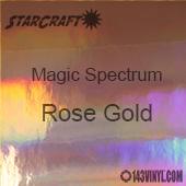 """12"""" x 12"""" Sheet - StarCraft Spectrum - Rose Gold"""