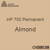 "Avery HP 750 - Almond- 12"" x 5 Foot"