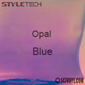 "StyleTech Opal - Blue - 12"" x 24"" Sheet"