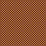 """Printed Pattern Vinyl - Maroon and Old Gold Polka Dots 12"""" x 24"""" Sheet"""