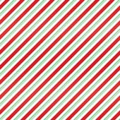 """Printed HTV Candy Cane Stripe - Green and Red Print 12"""" x 15"""" Sheet"""