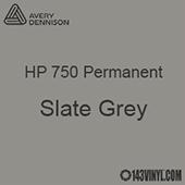 "Avery HP 750 - Slate Grey- 12"" x 24"" Sheet"