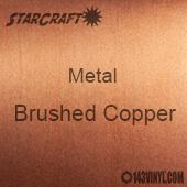"12"" x 12"" Sheet - StarCraft Metal- Brushed Copper"