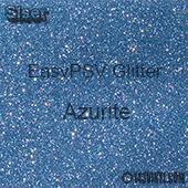 """Siser EasyPSV Glitter - Azurite (11) - 12"""" x 12"""" Sheet"""