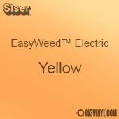 "12"" x 15"" Sheet Siser EasyWeed Electric HTV - Yellow"