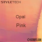 "StyleTech Opal - Pink - 12"" x 12"" Sheet"