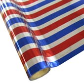 """25 Foot Roll of 12"""" StarCraft Electra Foil - American"""