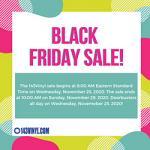Black Friday Sale Schedule 2020