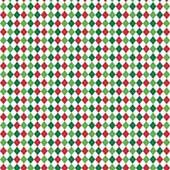 "Printed HTV Christmas Argyle Print 12"" x 15"" Sheet"