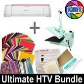 Mint Press + Rose Maker Ultimate Heat Transfer Bundle (HTV, iron-on)