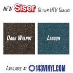143VINYL Adds Two New Colors Of Siser Glitter HTV To Product Line