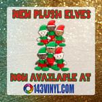 143VINYL Adds Plush Elves To Product Line