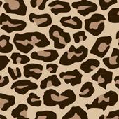 """Siser EasyPatterns PSV - Leopard Tan - 12"""" x 12"""" sheets"""