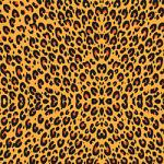 "Printed HTV Faux Leopard 12"" x 15"" Sheet"