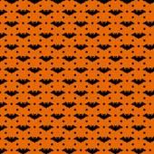 "Printed HTV Orange and Black Bats Print 12"" x 15"" Sheet"
