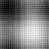 """Printed HTV Black and White Houndstooth 12"""" x 15"""" Sheet"""