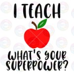 What's Your Superpower Apple