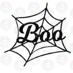 Boo Spider Web