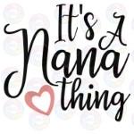 A Nana Thing