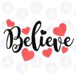 Believe Hearts