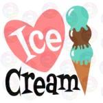 Ice Cream Heart