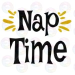 Nap Time Flair