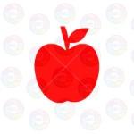 Apple Silhouette
