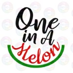 One in a Melon 2