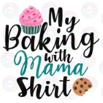 Baking with Mama