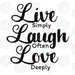 Live Laugh Love 02
