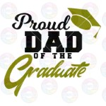 Proud Dad No Year