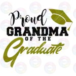 Proud Grandma No Year