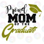 Proud Mom No Year