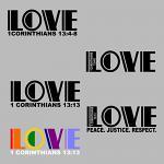 Free Download - LOVE 1 CORINTHIANS 13