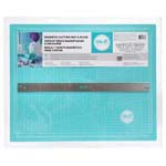 """We R Memory Keepers - 16"""" x 20"""" Magnetic Mat with 18"""" Ruler"""