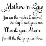 Free Download - Mother-In-Law