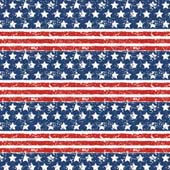 """Printed HTV Old Glory Distressed Flag 12"""" x 15"""" Sheet"""
