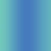 """Printed HTV Ombré Blue and Bright Mint 12"""" x 15"""" Sheet"""