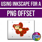 Inkscape | Episode 12 | PNG Offset