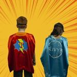143VINYL Adds Children's Costume Capes and Masks to Product Line