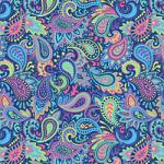 """Siser EasyPatterns PSV - Paisley Party - 12"""" x 12"""" sheets"""