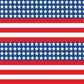 "Printed HTV Patriotic US Flag Small Print 12"" x 15"" Sheet"