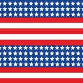 "Printed HTV Patriotic US Flag Large Print 12"" x 15"" Sheet"