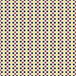 "Printed Pattern Vinyl - Mouse Polka Dots 12"" x 24"" Sheet"