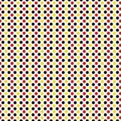 """Printed HTV Mouse Polka Dots 12"""" x 15"""" Sheet"""
