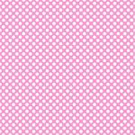 "Printed Pattern Vinyl - Light Pink and White Polka Dots 12"" x 24"" Sheet"