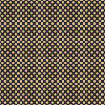 """Printed Pattern Vinyl - Navy and Old Gold Polka Dots 12"""" x 24"""" Sheet"""