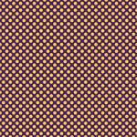 "Printed HTV Purple and Yellow Polka Dots Print 12"" x 15"" Sheet"