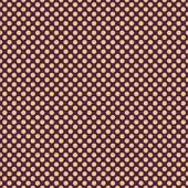 """Printed HTV Purple and Yellow Polka Dots Print 12"""" x 15"""" Sheet"""
