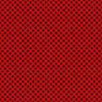 "Printed Pattern Vinyl - Red and Black Polka Dots 12"" x 24"" Sheet"